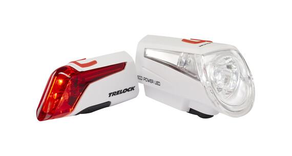 Trelock LS 450/320 Beleuchtungsset weiß